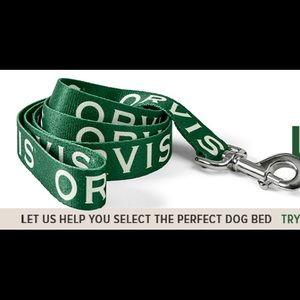 ORVIS Dog Leash - New W Tags